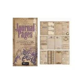 Colección Heritage: Journal Pages.