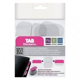 Tab stickers rosa