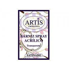 Barniz Satinado spray. 400ml