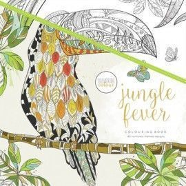 Libro para colorear: Jungle fever