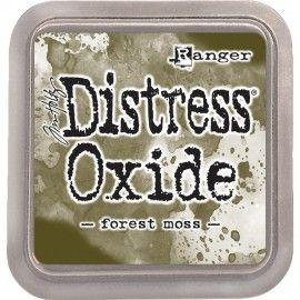 Forest Moss. Distress Oxide Ink. Tim Holtz Ranger
