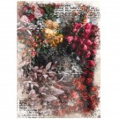 Iva papel decoupage. Mulberry Tissue Paper Redesign Prima Marketing