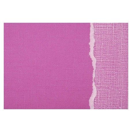 Papel básico scrapbooking. Royal Orchid. Core'dinations