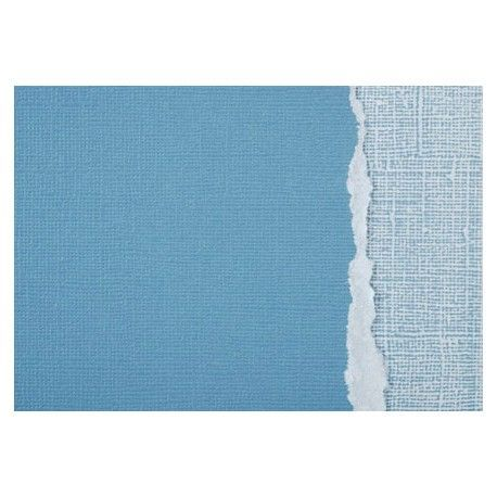 Papel básico scrapbooking. Admiral Blue. Core'dinations